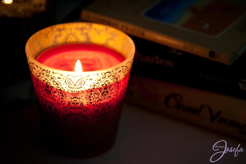 candle, no sleep