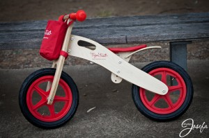 Tiger Tribe balance bike