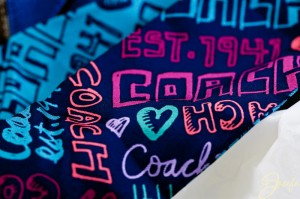 Coach bag giveaway