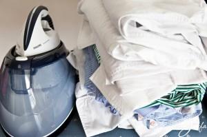 Should Men Iron Their Own Shirts?