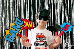 Disco Batman party