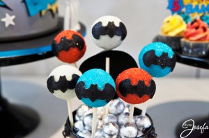 Disco Batman party