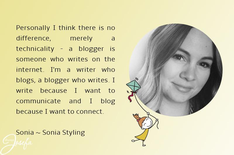 bloggerSONIA