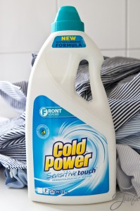 Cold Power Sensitive Touch