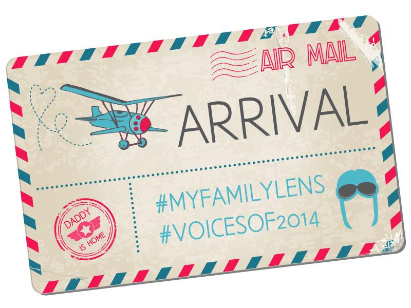 arrival #myfamilylens